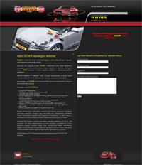ZEDER automobilių apsaugos sistema