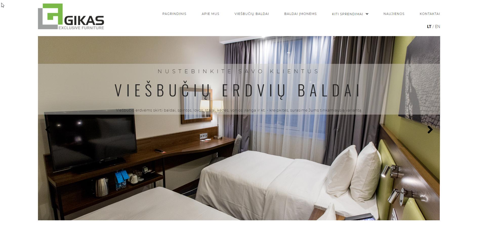 GIKAS – Exclusive Furniture